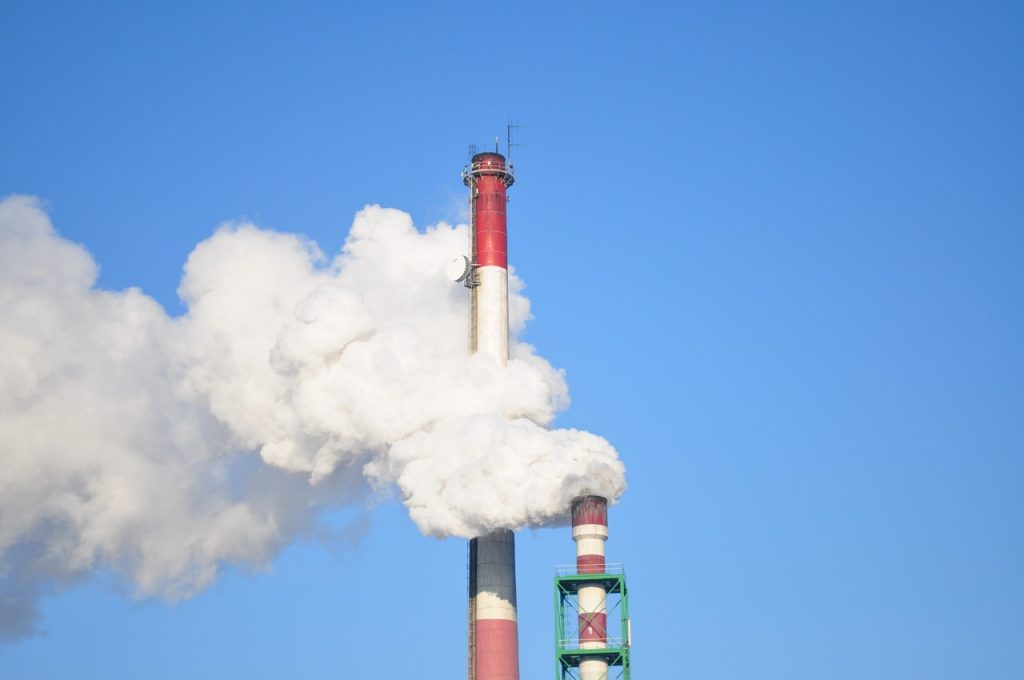 Greenhouse gas emissions pose the biggest threat to life on earth