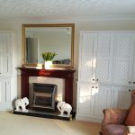 Classic style dressers with fretwork insets