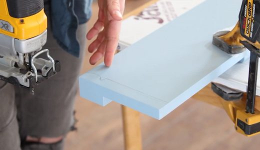 How to Scribe the Skirting for the Perfect Fit