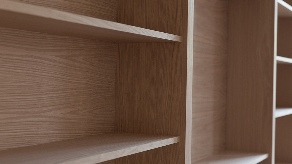 Shelving Units - Bespoke, Made to Measure for any Space