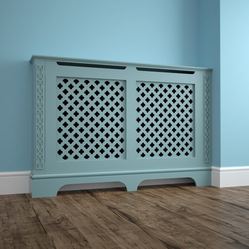 Picture of the Radiator Cabinet